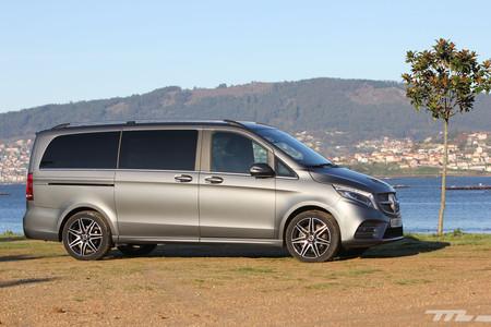 Probamos el Mercedes Clase V 300d 4matic: un coche total que, por confort y espacio, hará que olvides cualquier SUV