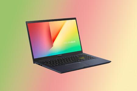 El ASUS VivoBook es un chollo en Amazon, un ultrabook con SSD de 512GB y Core i5 a solo 449 euros, nuevo precio mínimo histórico