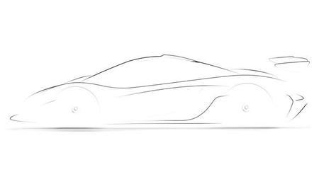 McLaren confirma P1 GTR con 1,000 hp