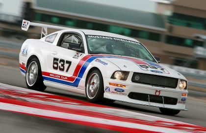 Ford entrega sus primeros Mustangs FR500S