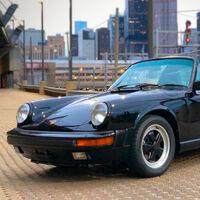 Este Porsche 911 Carrera Targa lo estrenó Tom Cruise y ahora tiene nuevo dueño por poco más de 70.000 euros