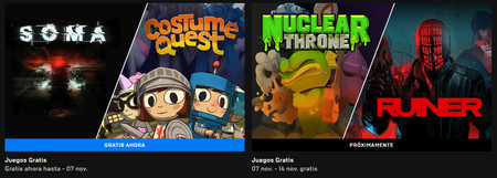 Epic Games Store Halloween
