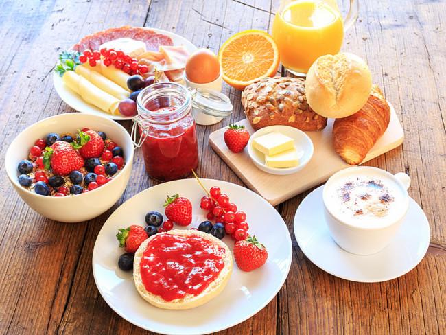 Radio gym es el desayuno la comida m s importante del d a for Que es la comida molecular