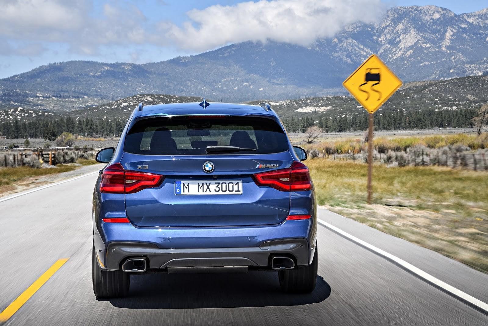 Foto de BMW X3 2018 (37/63)