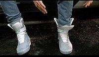 Peticion para que Nike fabrique y venda las zapatillas de Regreso al Futuro