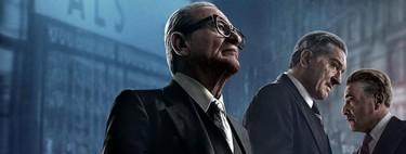 'El irlandés' en cine o en Netflix: así cambia la experiencia de ver la película de Scorsese