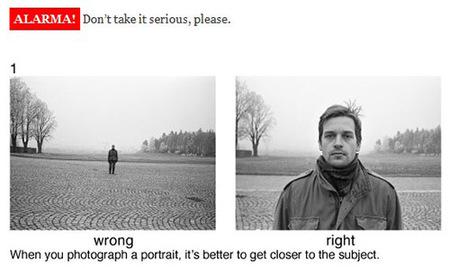 78 reglas fotográficas para tontos
