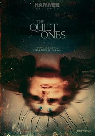 'The Quiet Ones', primer tráiler y cartel de la nueva película de la Hammer