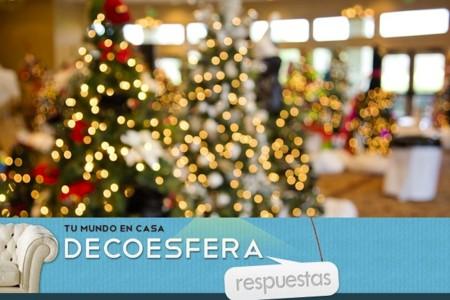 ¿Cómo es la decoración de vuestro árbol de Navidad? La pregunta de la semana