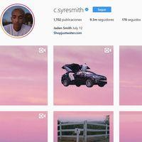 No busques el nuevo disco de Jaden Smith en Spotify, solamente lo ha publicado en Instagram