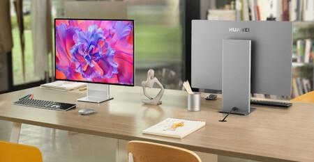 Huawei MateStation X: el primer AiO de Huawei llega con pantalla 4K y WiFi 6