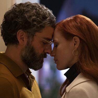 'Secretos de un matrimonio', la serie de Jessica Chastain y Oscar Isaac en HBO es un crudo relato del amor no apto para todos