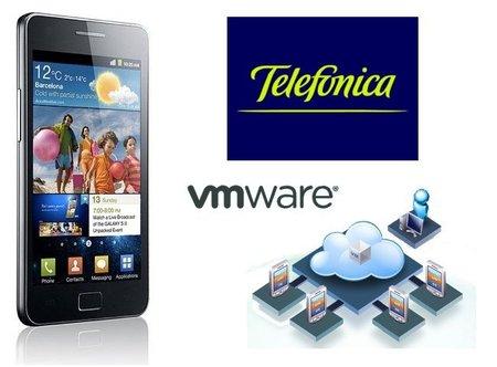 Dos líneas en una misma SIM de la mano de Telefónica y VMware