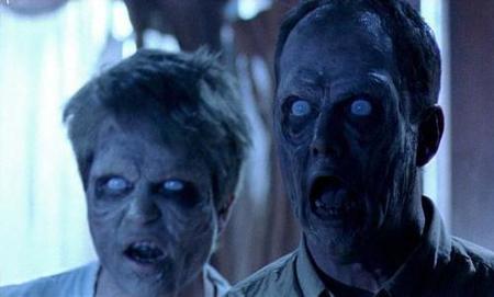 zombies muy, muy feos