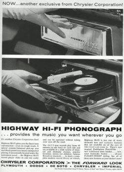 El abuelo de los radio-CD's actuales