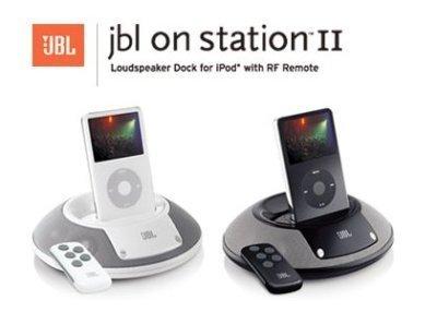 JBL on station™ II, dock de calidad para el iPod