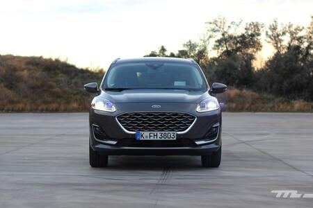 Ford Kuga Fhev 2021 frontal