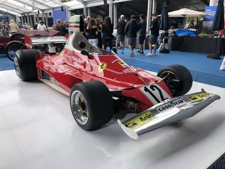 Niki Lauda F1 Ferrari 1975