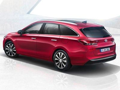 Hasta 1.650 litros de maletero en el nuevo Hyundai i30 Wagon, para disfrutar con toda la familia