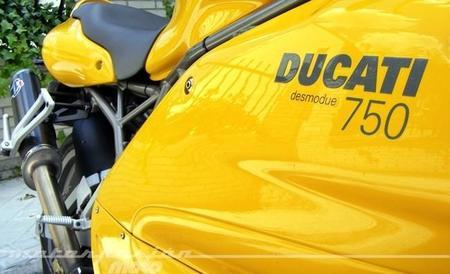 Ducati 750ss Ie 2xz
