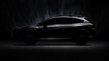 El nuevo Subaru XV estará en Ginebra, y ésta es su primera foto