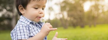 Alergia al polen: cómo prevenir y aliviar los síntomas en niños
