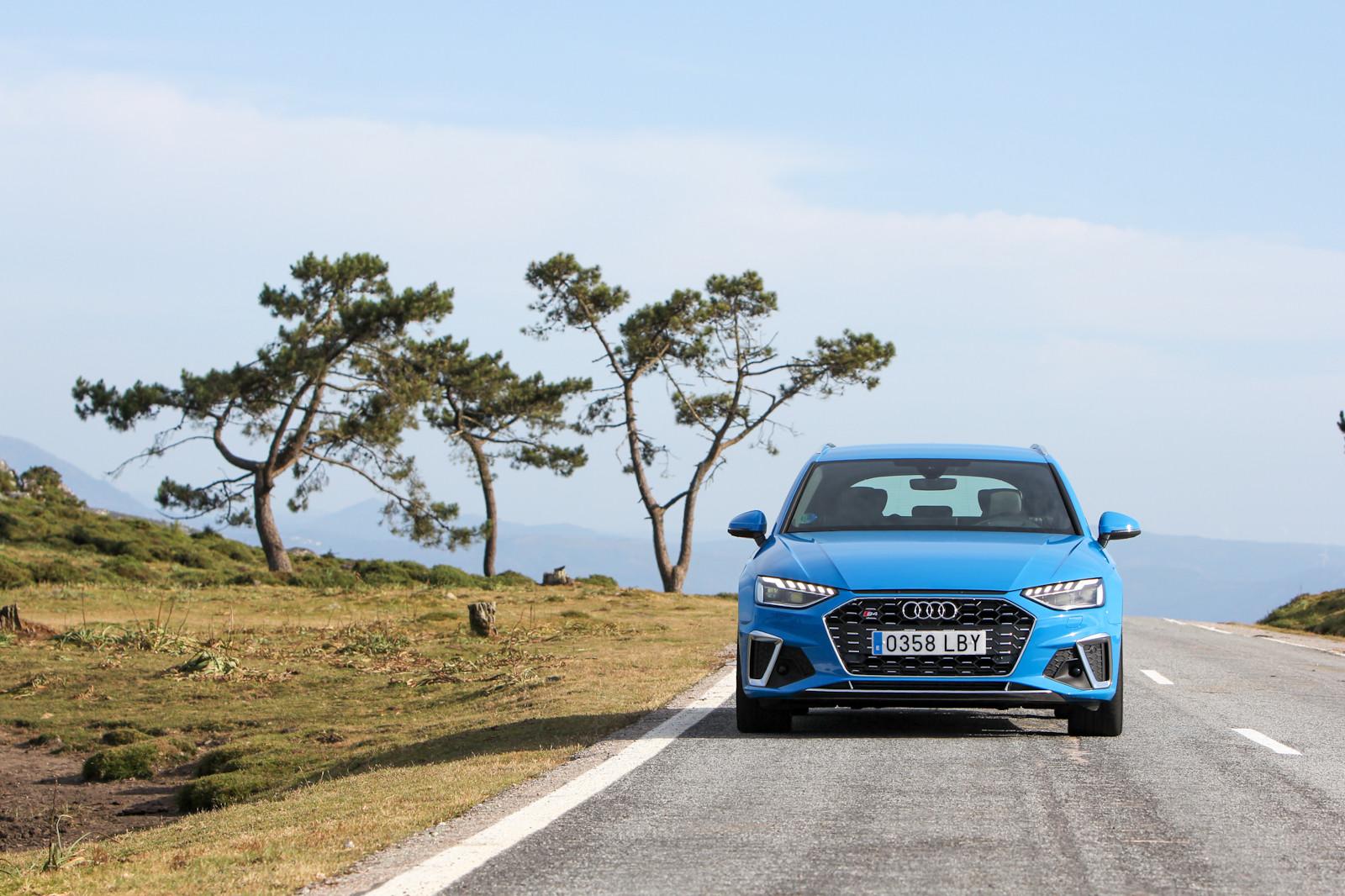 Foto de Audi S4 Avant 2020 (prueba) (13/26)