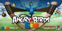 Angry Birds Rio llegará a Symbian^3 y webOS el 8 de abril