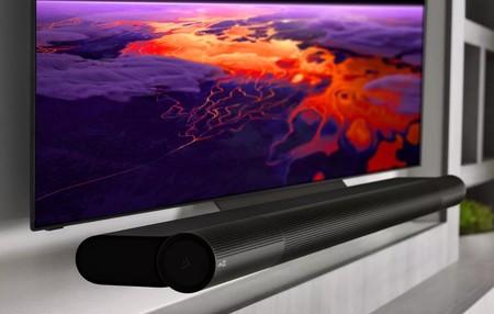 Las nuevas barras de sonido de VIZIO integran altavoces que rotan para mejorar el sonido envolvente Dolby Atmos y DTS:X