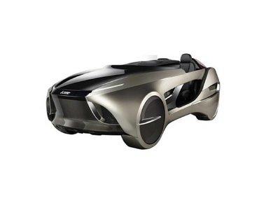 Mitsubishi Electric EMIRAI 4 Concept, el roadster del futuro se presentará en Tokio