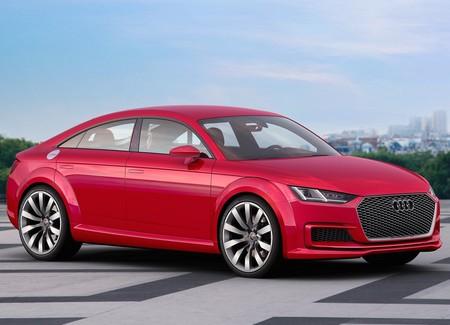 Otro coupé al olvido. El próximo Audi TT tendrá puertas traseras