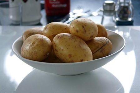 La patata puede ser un alimento muy tóxico