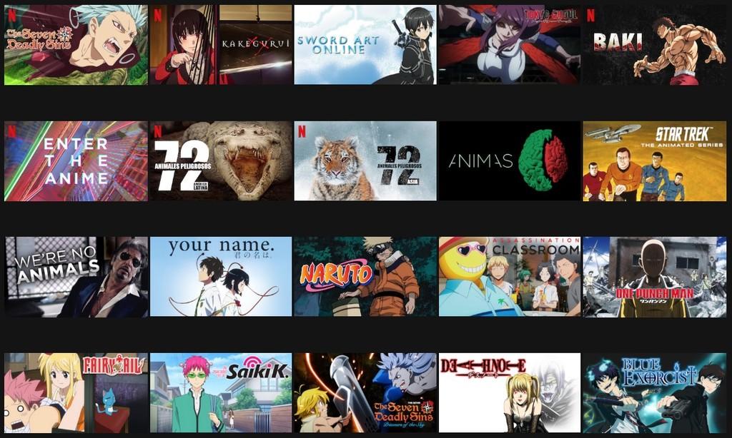 Netflix vs Crunchroll vs Amazon vs Filmin y el resto: cuál es la mejor plataforma de streaming para ver anime