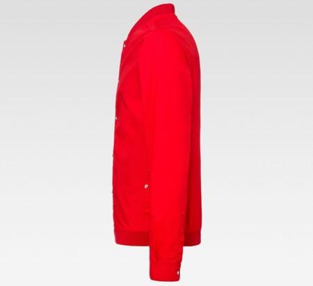 Rojo Cazadora Peuterey