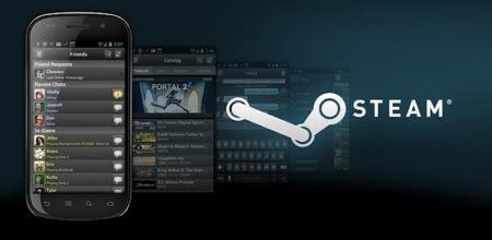 Valve lanza la aplicación oficial de Steam para iOS y Android