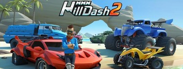 MMX Hill Dash 2 llega a Android, la secuela del popular juego de acrobáticas carreras todoterreno