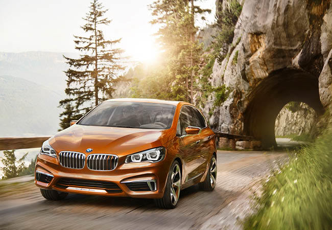 Foto de BMW Concept Active Tourer Outdoor (3/20)