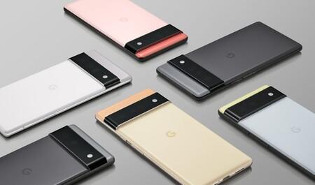 Google muestra los Pixel 6 y Pixel 6 Pro con chip 'Tensor', su primer SoC de diseño propio para móviles