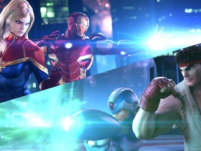 Marvel Vs Capcom Infinite: regresando a los 2vs2  pero ahora en Unreal Engine [PSX 2016]