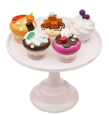 ¿Son unos irresistibles muffins? No, son los perfumes Alice & Peter