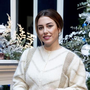 Blanca Suárez se une a la tendencia de maquillaje del momento, ideal para lucir esta Navidad 2020