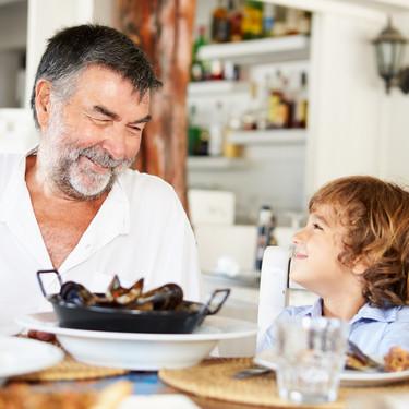 El marisco en la dieta infantil: consejos y sugerencias para su preparación y consumo