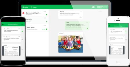 """Así es Groupnote, un """"WhatsApp para escuelas"""" español con más de 60.000 usuarios en seis países"""