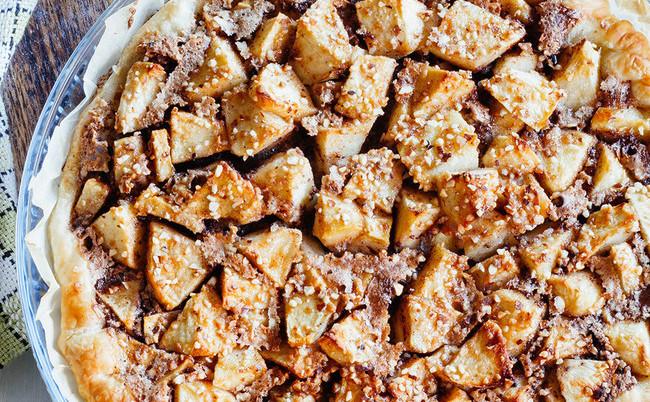 Tarta de manzana y chocolate, hamburguesa de quinoa y mucho más en Directo al Paladar México