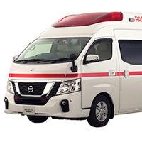 Paramedic Concept y e-NV200 Fridge Concept, las propuestas de Nissan para el ambiente urbano
