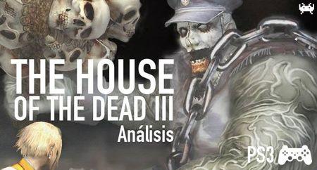 'The House of the Dead III' para PSN: análisis