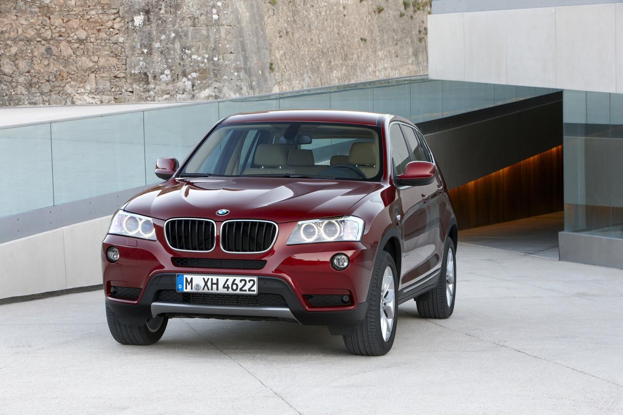 Foto de BMW X3 2011 (22/128)