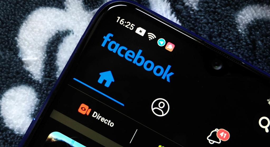 The dark mode of Facebook begins to appear for some users