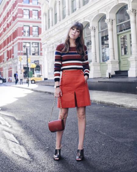 Buscando el estilo de Jane Birkin hoy: estas cuentas de Instagram lo han bordado