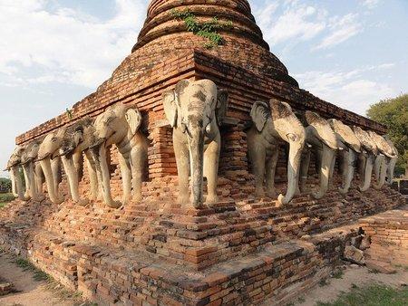 Sukhothai y la edad de oro de la civilización thai